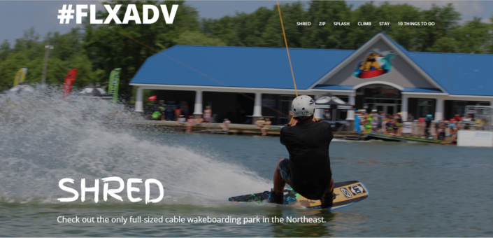 Finger Lakes Adventure Website